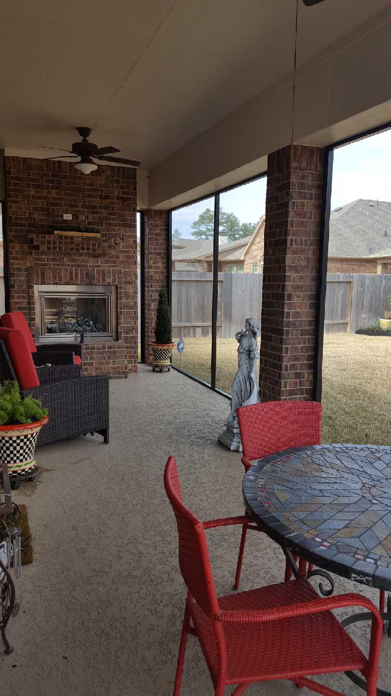 Screened Porches & Patio Enclosures - Texas Patio Covers on Patio Enclosures  id=93665