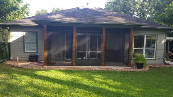 Screened Porches Amp Patio Enclosures Texas Patio Covers